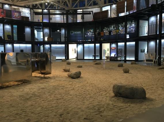 Kula Ring at Asian Cultural Center