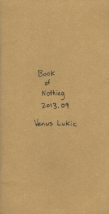 Book of Nothing